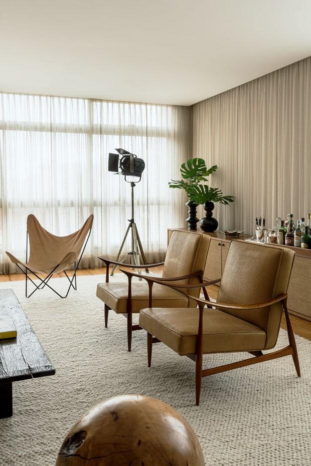 Apartamento Carolina Maluhy (Foto: Ricardo Labougle/ Divulgação)