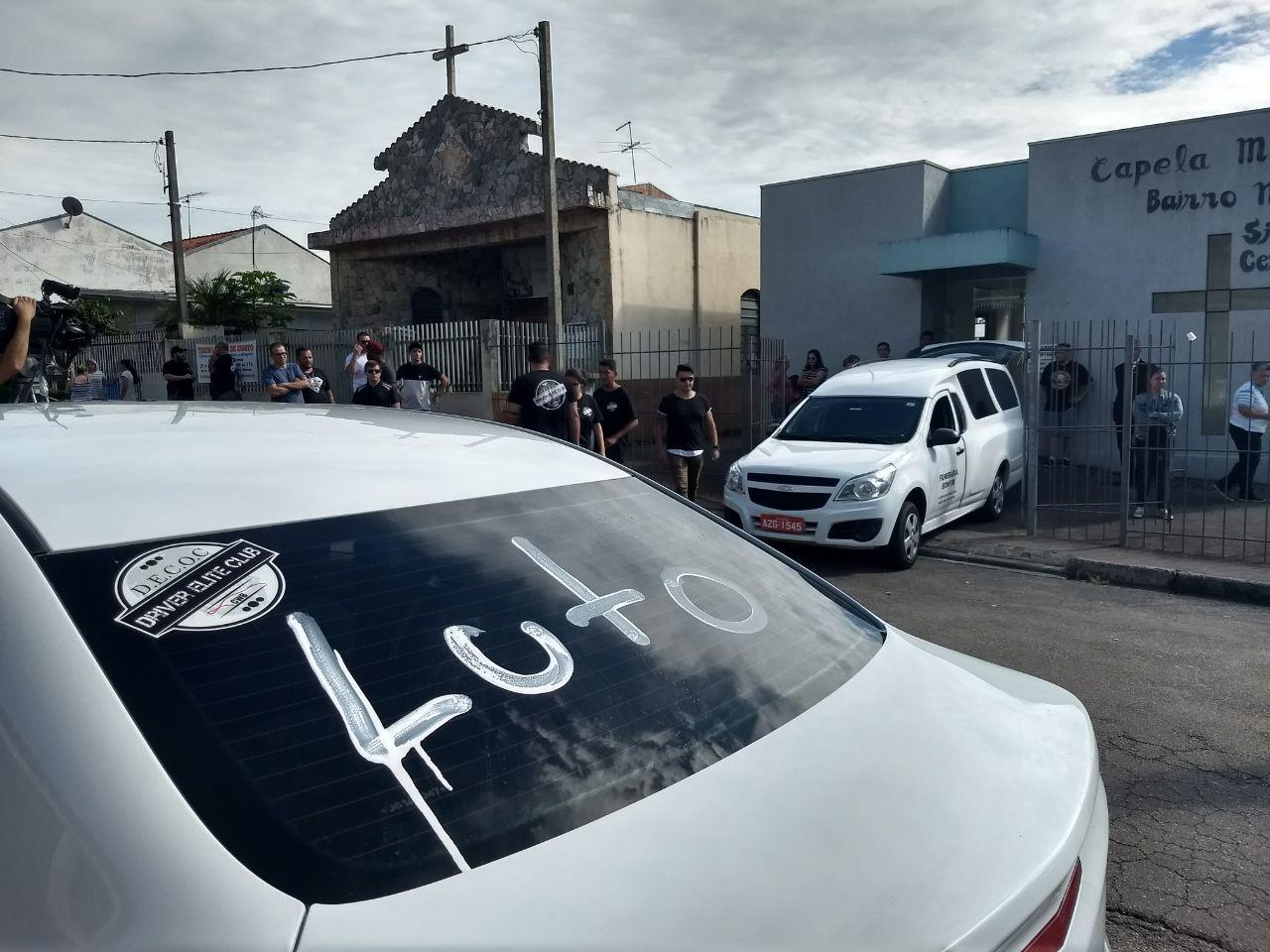 Tentativa de assalto a motorista da Uber termina em acidente na BR-116, na Região de Curitiba