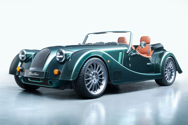 O design é quase do entre-guerras, mas a alma tem toques de BMW (Foto: Divulgação)