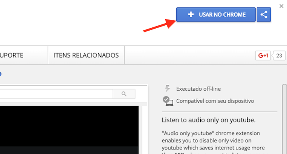 how to get only the audio from a youtube video