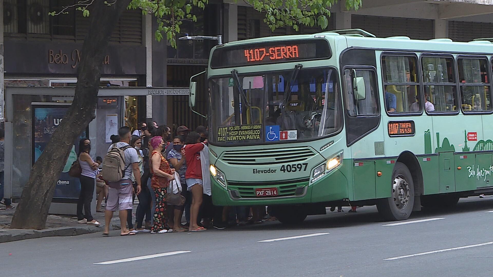 Mais de R$ 120 mi em créditos do cartão BHBus que perderam validade retornaram às empresas de ônibus em Belo Horizonte