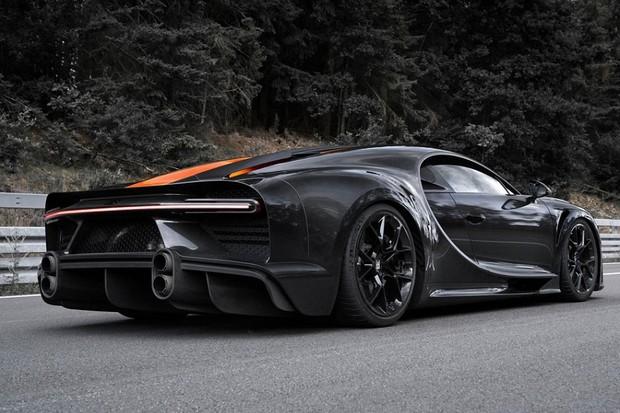 Bugatti Chiron quebra recorde mundial de velocidade: 490 km