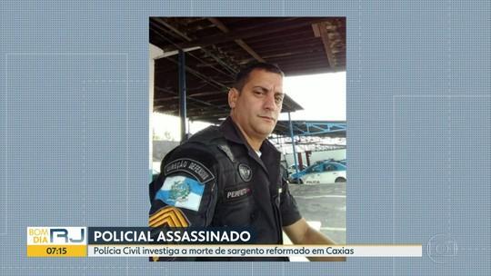 Polícia investiga morte de sargento reformado em Caxias