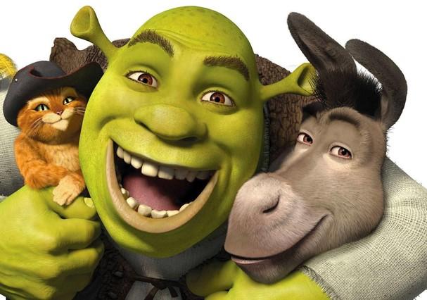Shrek (Foto: Reprodução)