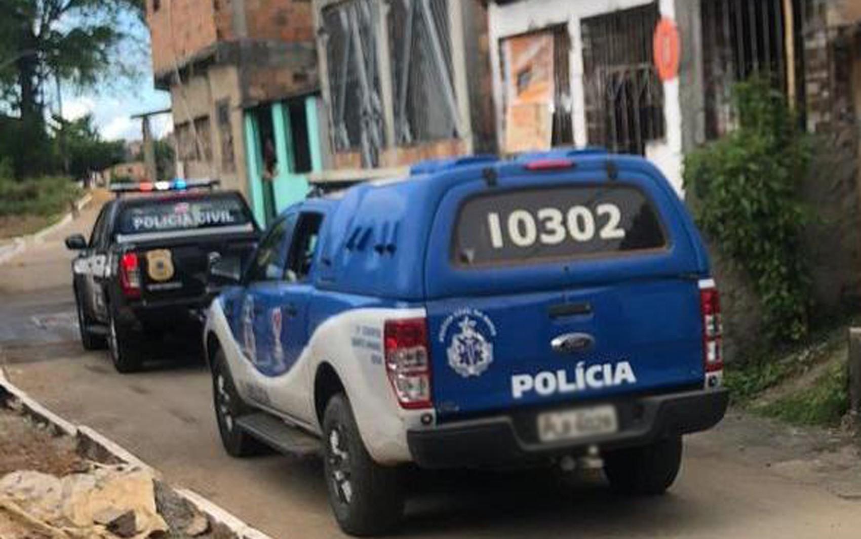 Suspeito de matar e roubar idosa em povoado na Bahia é preso em Alagoas