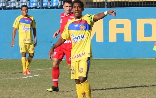 Madureira x Mogi - Bruno Tiago (Foto: Thiago Castro/Divulgação)