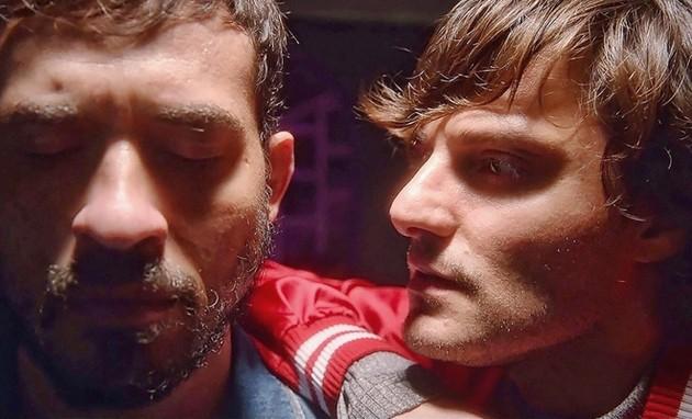 Marcelo Menezes e Hugo Bonemer  (Foto: Divulgação)