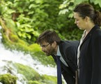 David Tennant e Olivia Colman em cena de 'Broadchurch' | ITV