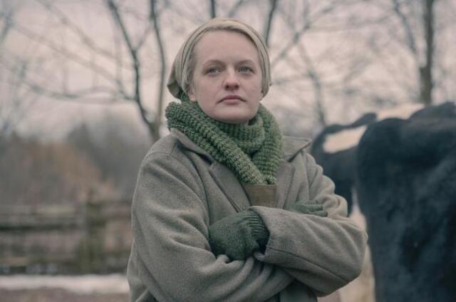 Elisabeth Moss na quarta temporada de 'The Handmaid's tale' (Foto: Divulgação)