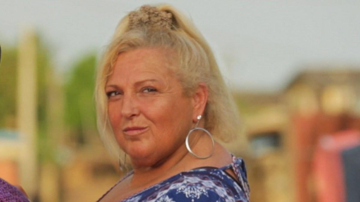 Angela Deem, mãe de Scottie (Foto: Divulgação)