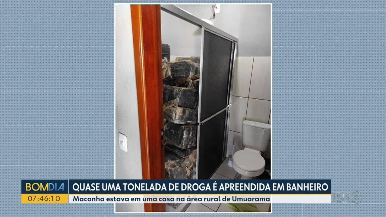 VÍDEOS: Bom Dia Paraná de quarta-feira, 21 de outubro