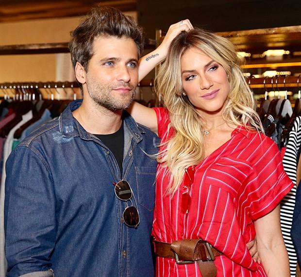 Giovanna Ewbank e Bruno Gagliasso (Foto: Manuela Scarpa/Brazil News)