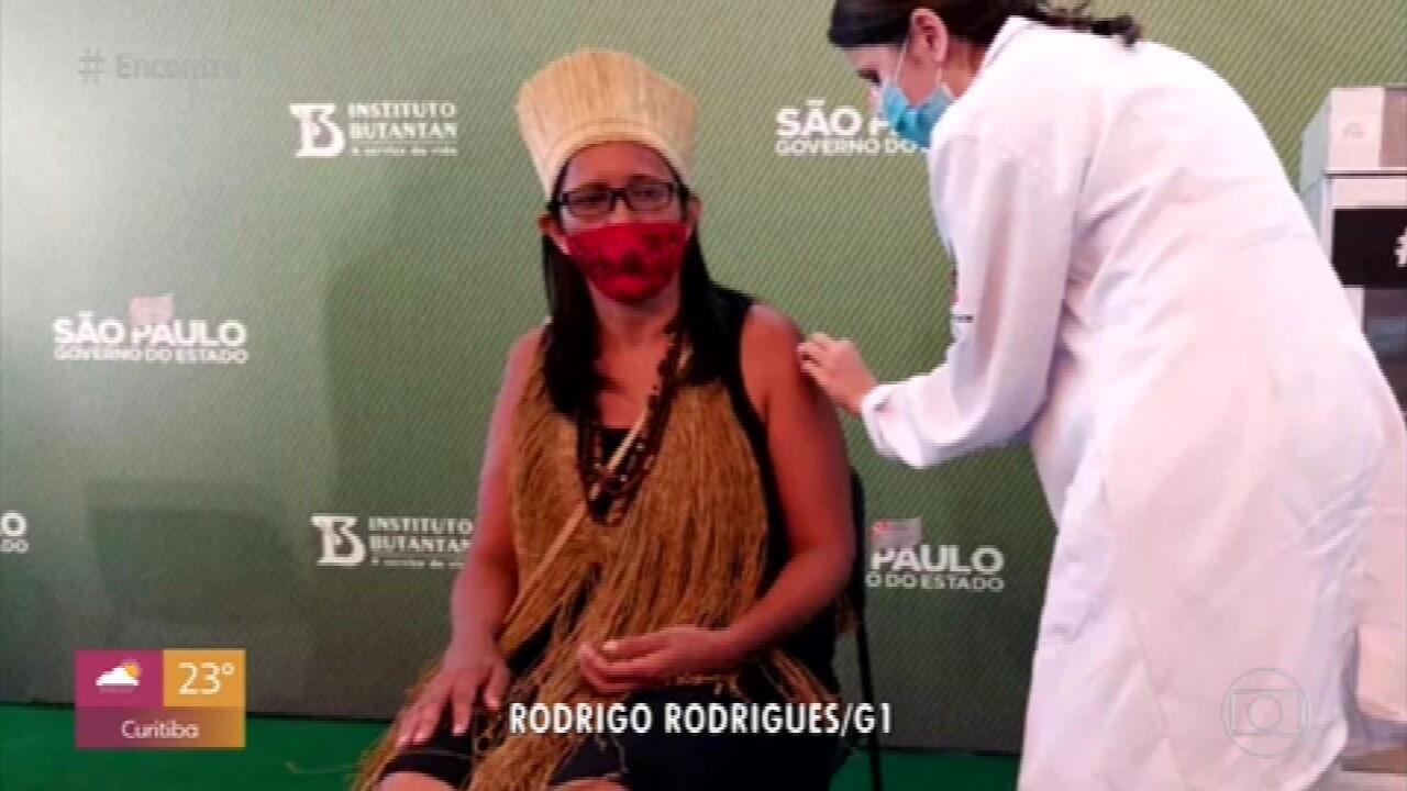 Infectologista fala sobre a vacinação no Brasil