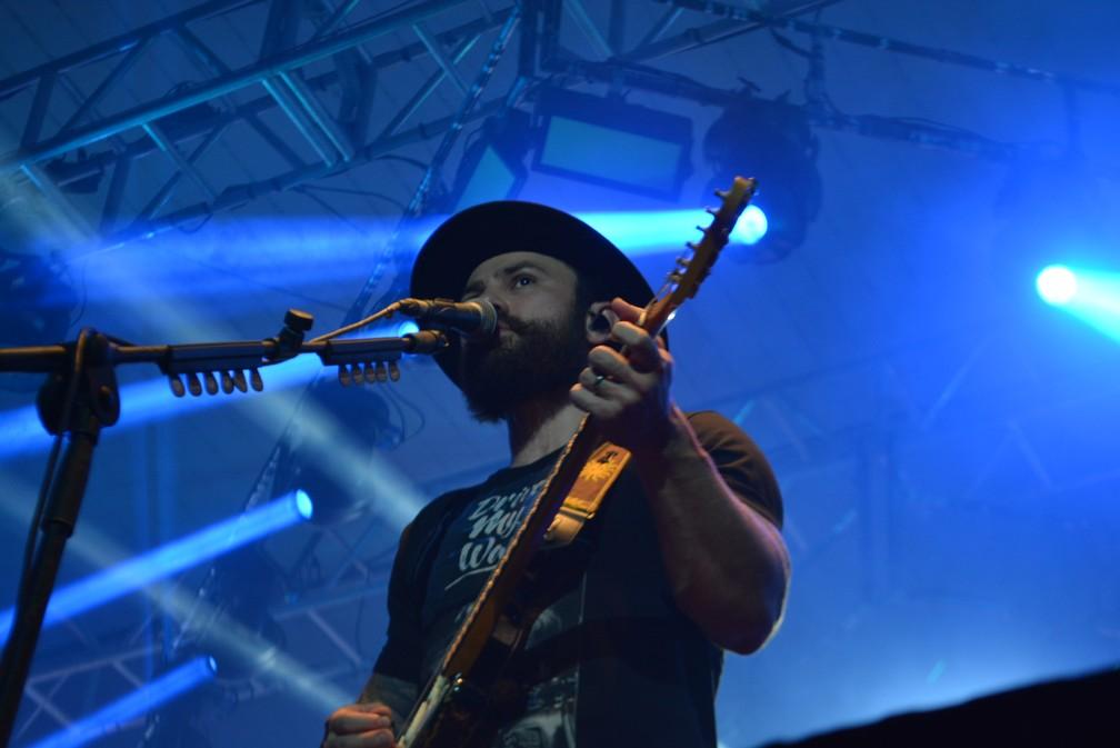Show de Jorge e Matheus em Porto Velho (Foto: Jheniffer Núbia/ G1)