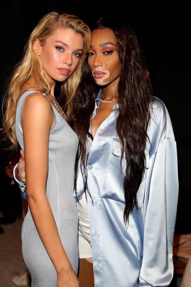 Stella Maxwell e Winnie Harlow (Foto: Getty Images for Hugo Boss)