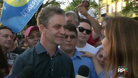 Ulisses Maia, do PDT, é eleito prefeito de Maringá