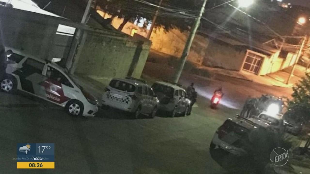 Ciclista persegue e atira em suspeitos após tentativa de assalto em Campinas