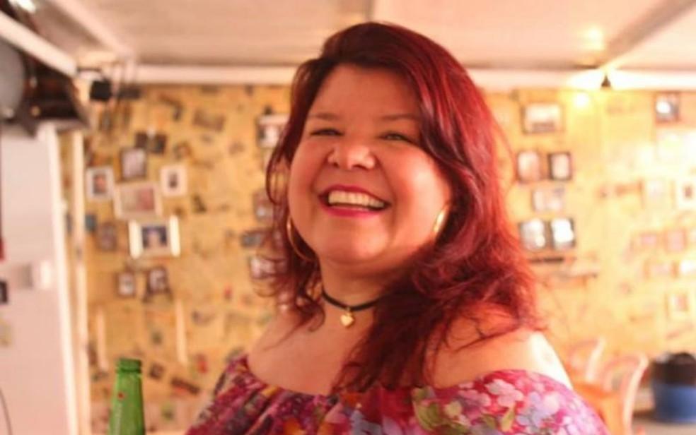 Cantora Cláudia Garcia morre de Covid-19, em Goiânia  Foto: Instagram/Divulgação