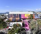 Vista aérea do MipTV, em Cannes | Divulgação MipTV