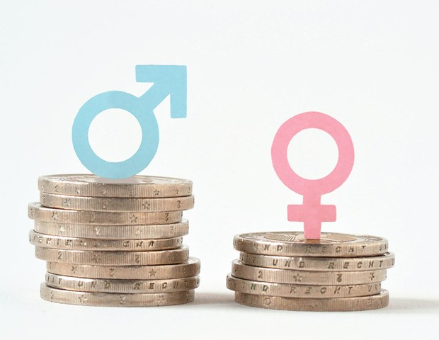 A média de desigualdade salarial é de 30% (Foto: Thinkstock)