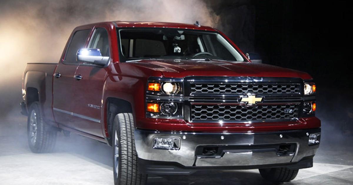 Auto Esporte - GM mostra nova Silverado nos EUA