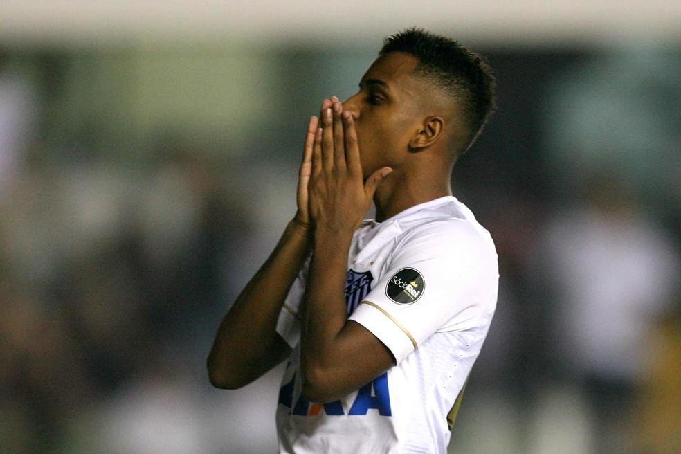 "cdg20180610029_JSlO4K4 Rodrygo, do Santos, defende Neymar: ""brasileiro puxa saco de gringo"" Esportes"