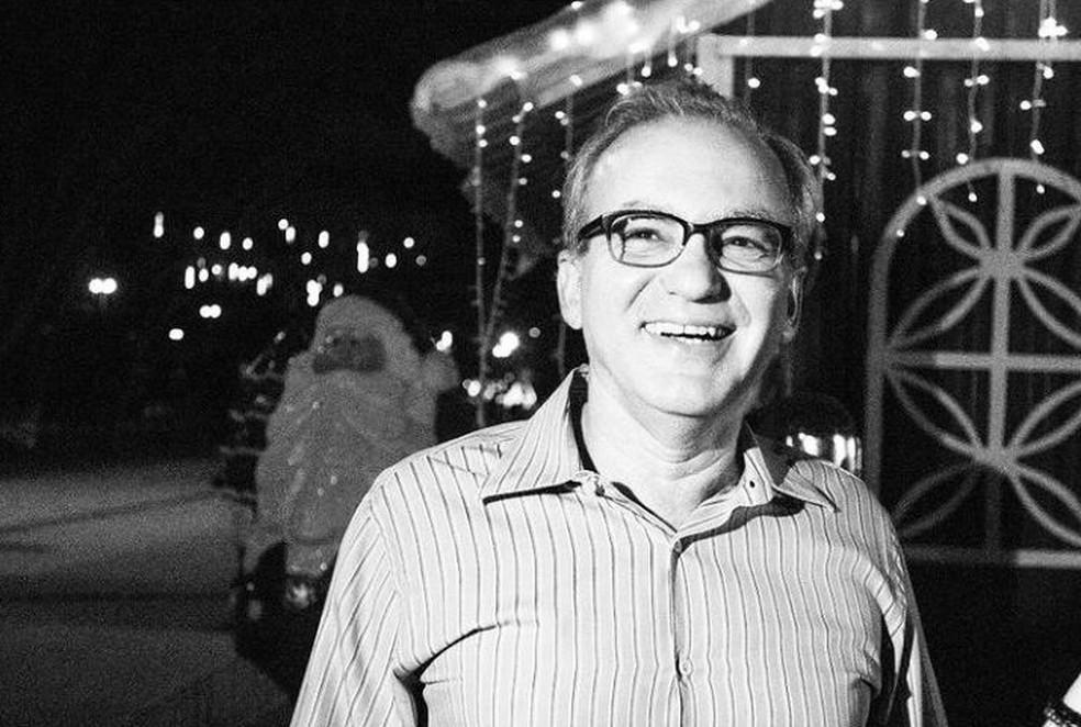 Firmino Filho, ex-prefeito de Teresina — Foto: Reprodução