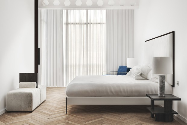 Top 20 quartos minimalistas  (Foto: Reprodução )