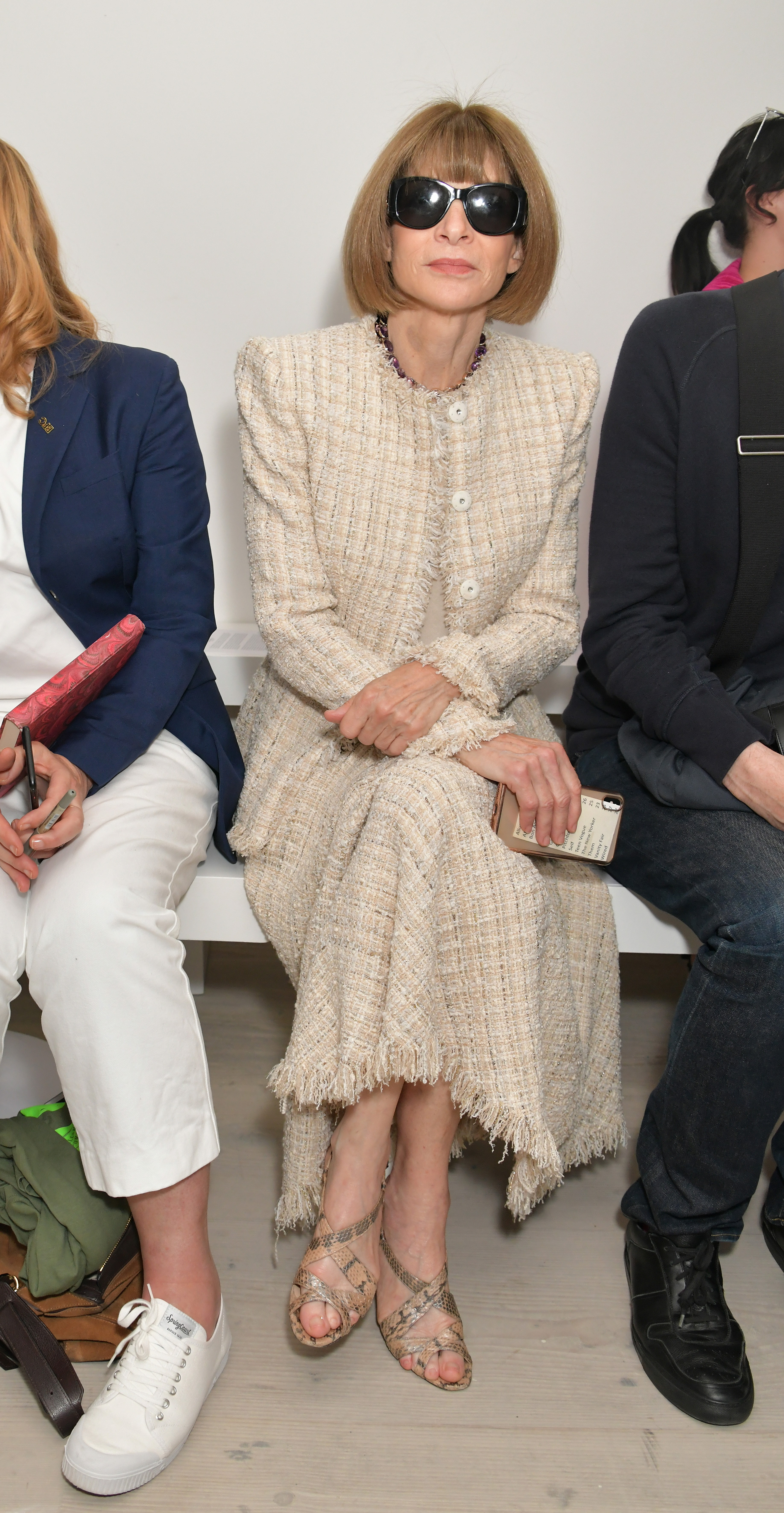 Anna Wintour (Foto: Dave Benett/Getty Images)