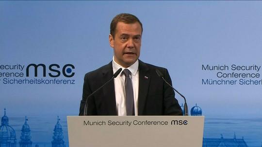Primeiro-ministro russo alerta para uma nova Guerra Fria