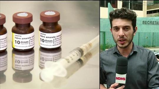 MP investiga falha na distribuição da vacina da febre amarela em SP