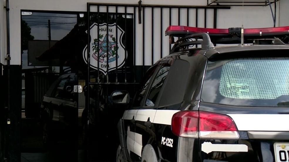 Caso foi investigado pela Polícia Civil (Foto: Reprodução/TV Gazeta)