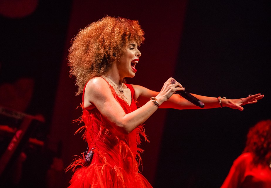 Vanessa da Mata lança single com reggae popularizado por Sister Nancy