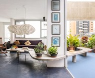 Curvas, cores e concreto fazem ponte com obras da família Ohtake