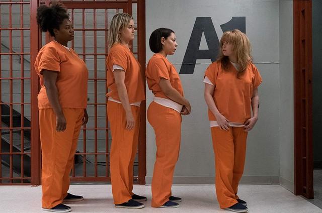 Cena de 'Orange is the new black' (Foto: Netflix)