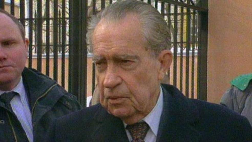 Medida do ex-presidente dos EUA Richard Nixon, de congelar exportações americanas por três meses, teria consolidado setor exportador de soja brasileiro, segundo professor americano — Foto: Arquivo/BBC