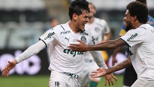 Foto: (Cesar Greco/Palmeiras)