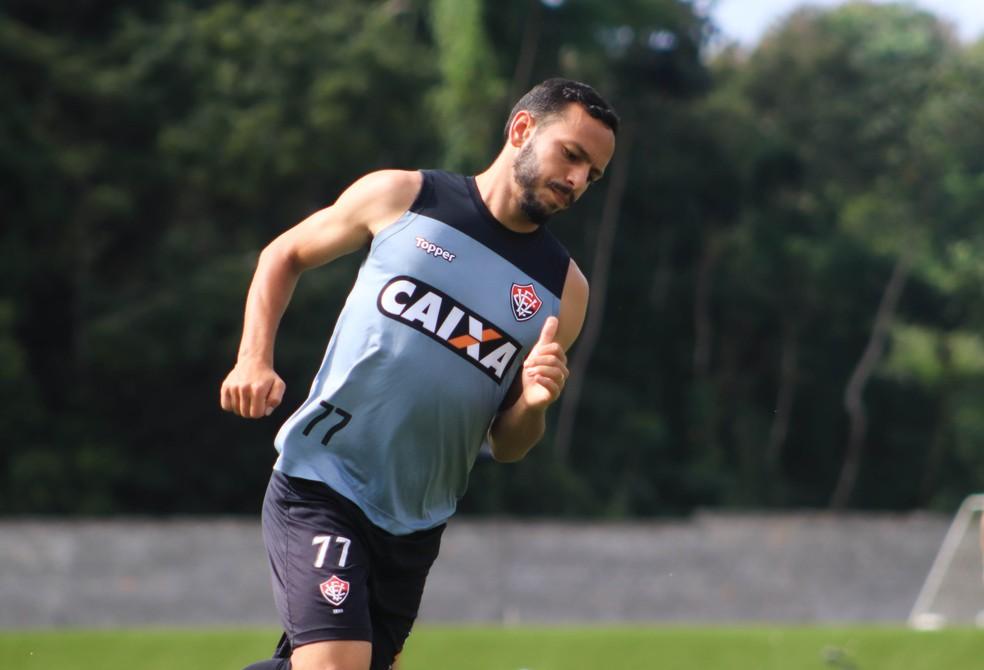 Yago revela busca por gol e projeta fim do jejum neste sábado ... a169a8639d407