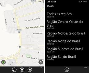Conheça cinco dicas para usar mapas no Windows Phone | Dicas