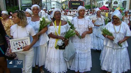 No Recife, Caminhada dos Terreiros pede respeito às religiões