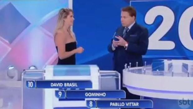 Programa do Silvio Santos  (Foto: Reprodução/Instagram)