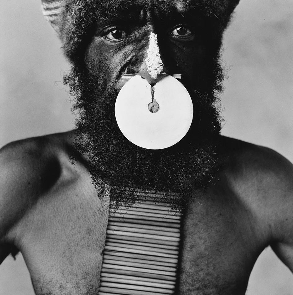 Tribesman with Nose Disc (Foto: Divulgação)