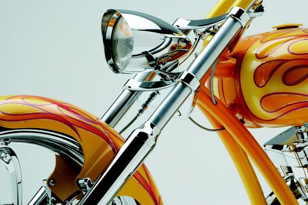 Motocicleta (Foto: divulgação)