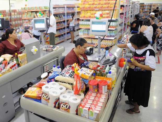 Limite de renda para comprar nos Armazéns da Família é reajustado (Foto: Everson Bressan/SMCS/Divulgação)