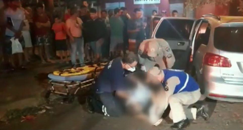 Três pessoas morrem após casa ser invadida, em Foz do Iguaçu