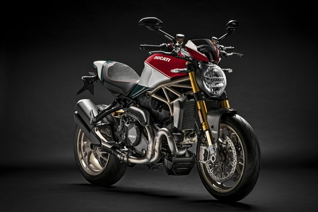 Ducati Monster 1200 25º Anniversario (Foto: divulgação)