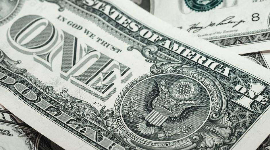 Dólar futuro de maio apresentou queda de 0,16%, aos R$ 3,418 (Foto: Pexels)