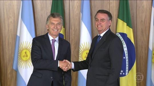 Brasil e Argentina debatem mudança no Mercosul para permitir acordos com outros países