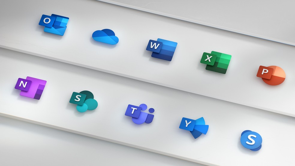 Fim do suporte ao Windows 7 afeta pacote Office — Foto: Divulgação/Microsoft
