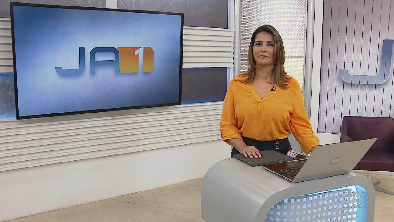VÍDEOS: Jornal Anhanguera 1ª Edição de sexta-feira, 17 de setembro de 2021
